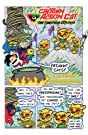 click for super-sized previews of Captain Action Cat: The Timestream Catastrophe #3 (of 4): Digital Exclusive Edition