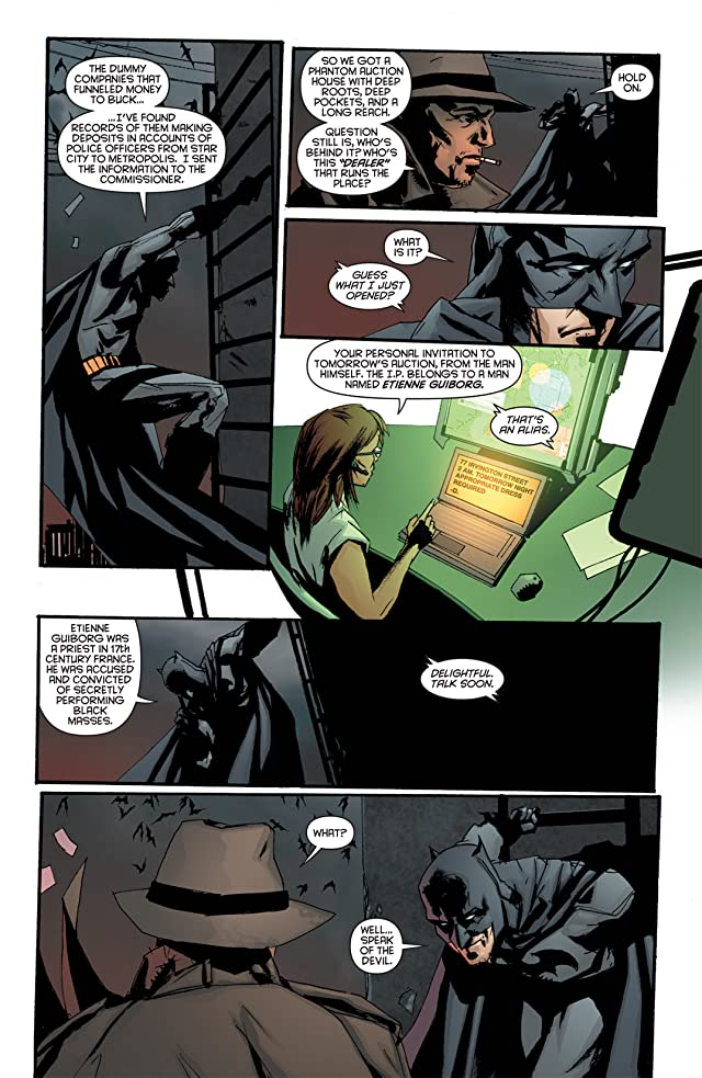Detective Comics (1937-2011) #872