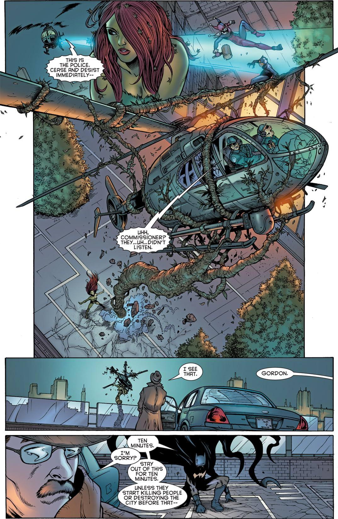 Gotham City Sirens #26