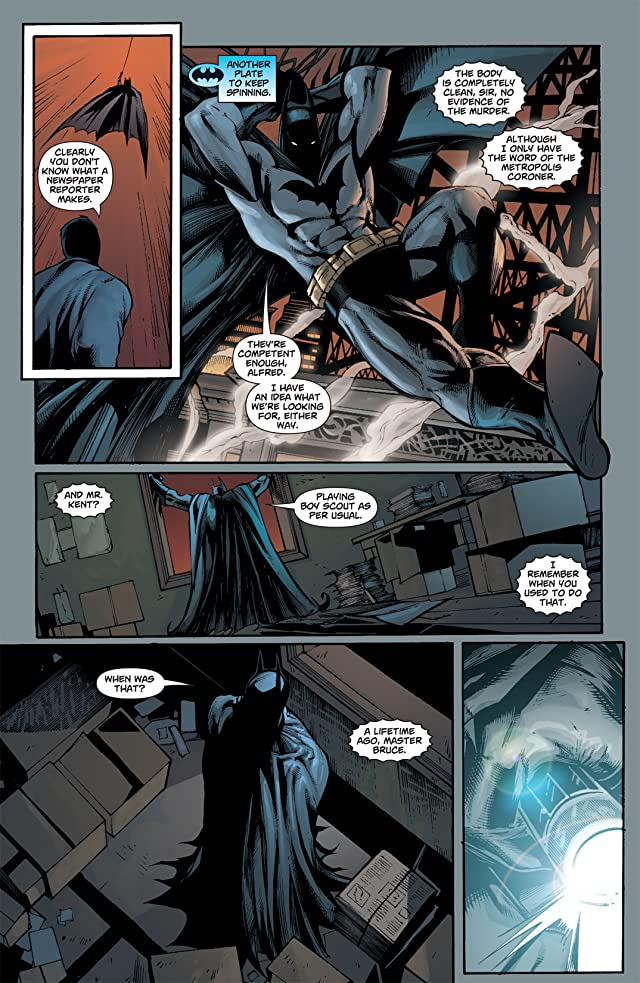 click for super-sized previews of Superman/Batman #85