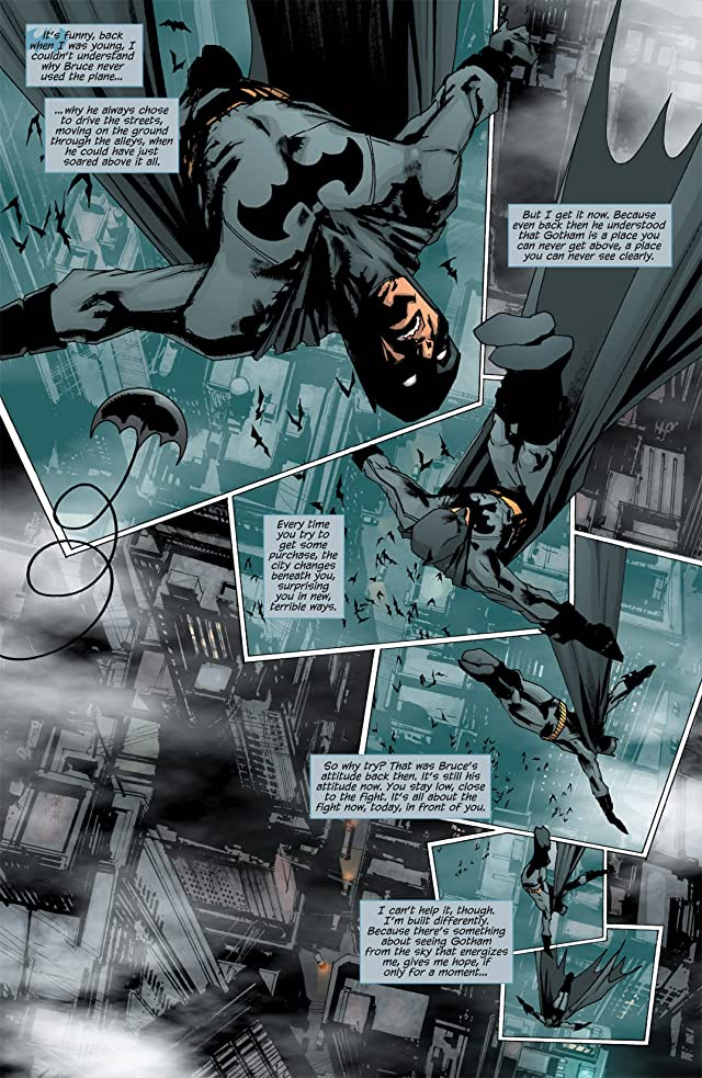 click for super-sized previews of Detective Comics (1937-2011) #876