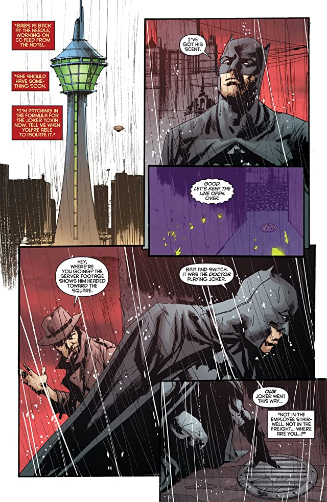 click for super-sized previews of Detective Comics (1937-2011) #880