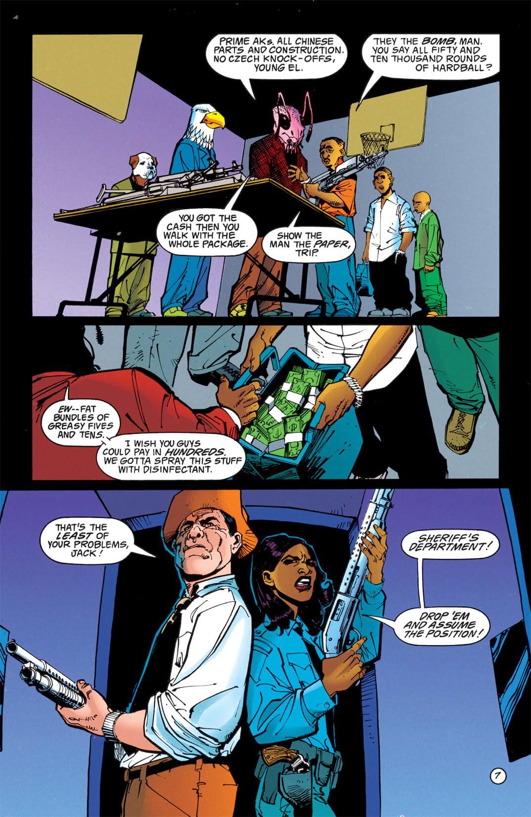 Robin (1993-2009) #46