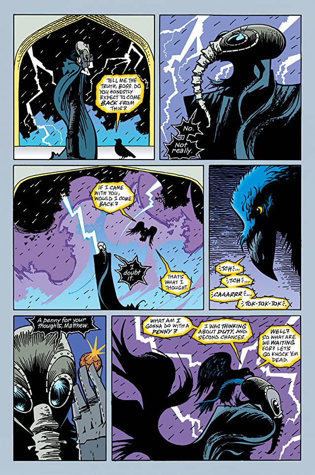 click for super-sized previews of The Sandman #68