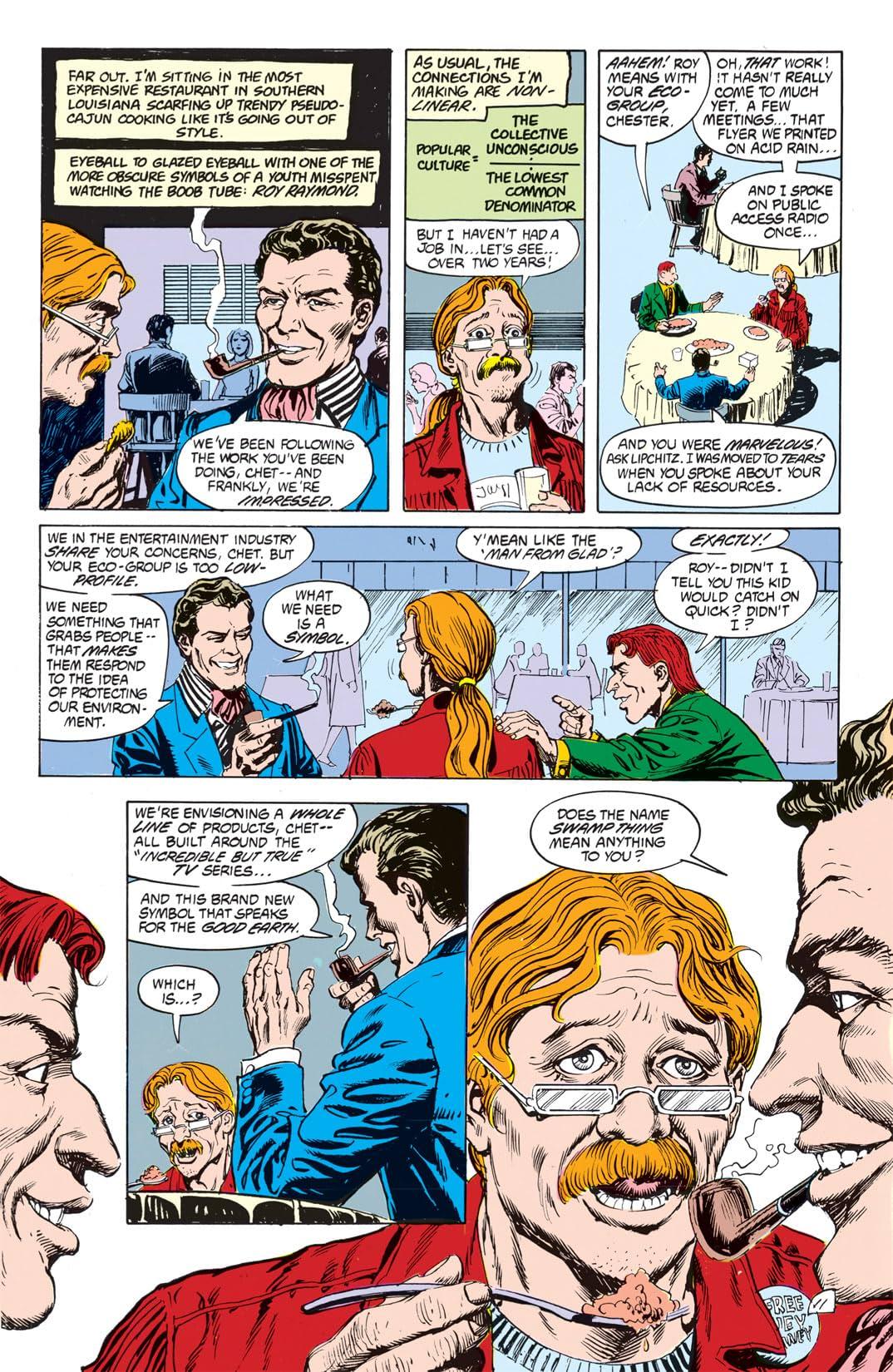 Swamp Thing (1982-1996) #68