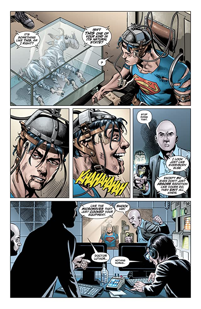 click for super-sized previews of Action Comics (2011-) #2