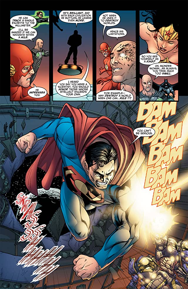 click for super-sized previews of DC Universe Online Legends #15