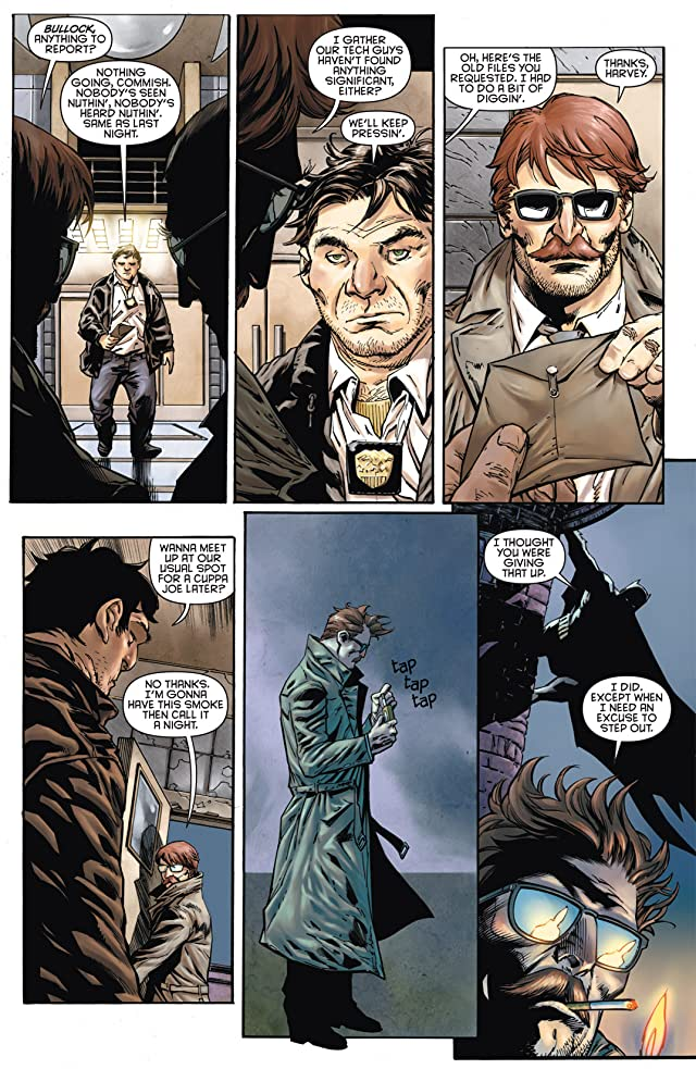 click for super-sized previews of Detective Comics (2011-) #2