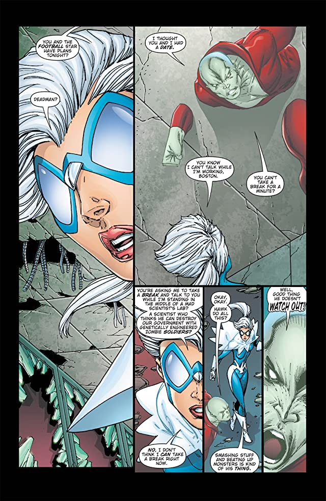 click for super-sized previews of Hawk and Dove (2011-2012) #2