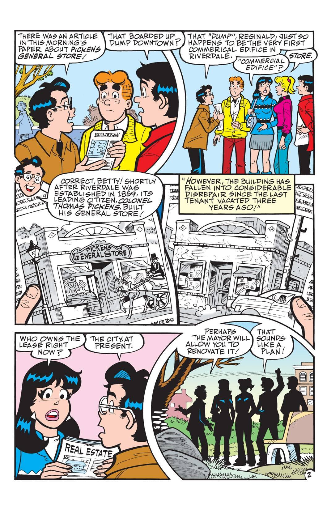 Archie & Friends #115