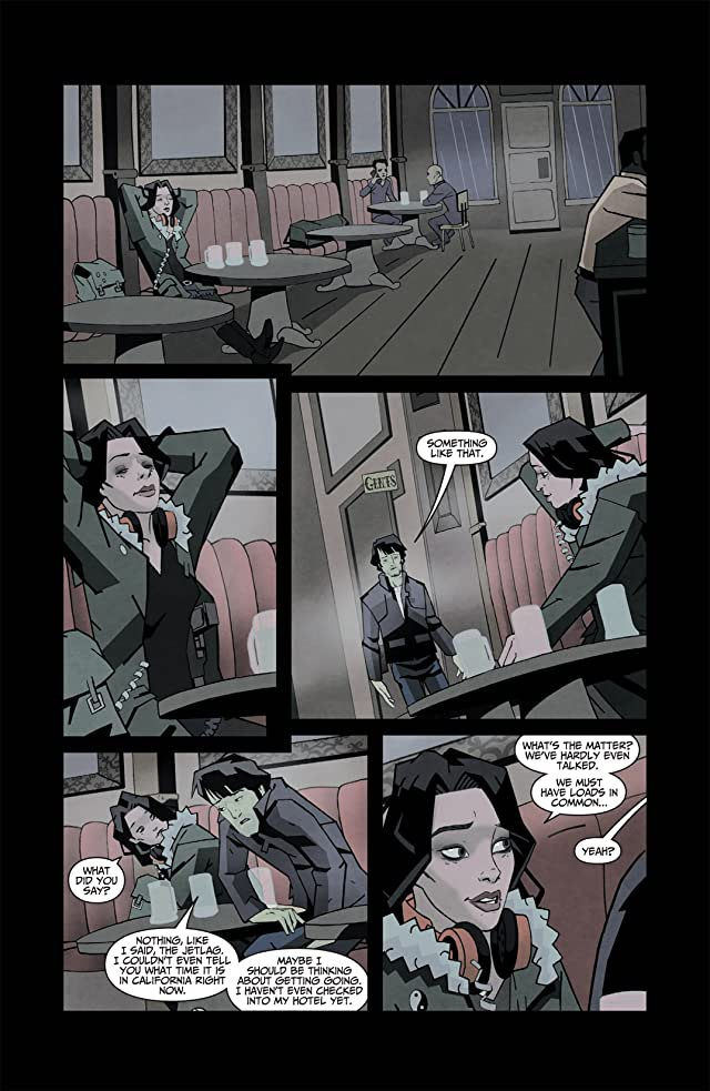 click for super-sized previews of Supernatural (2011-2012) #1