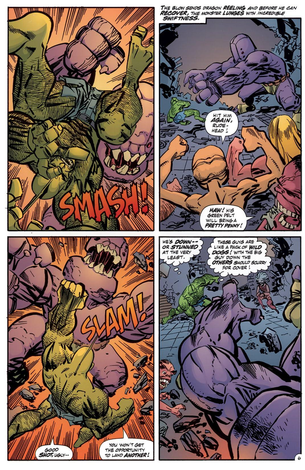 Savage Dragon #76