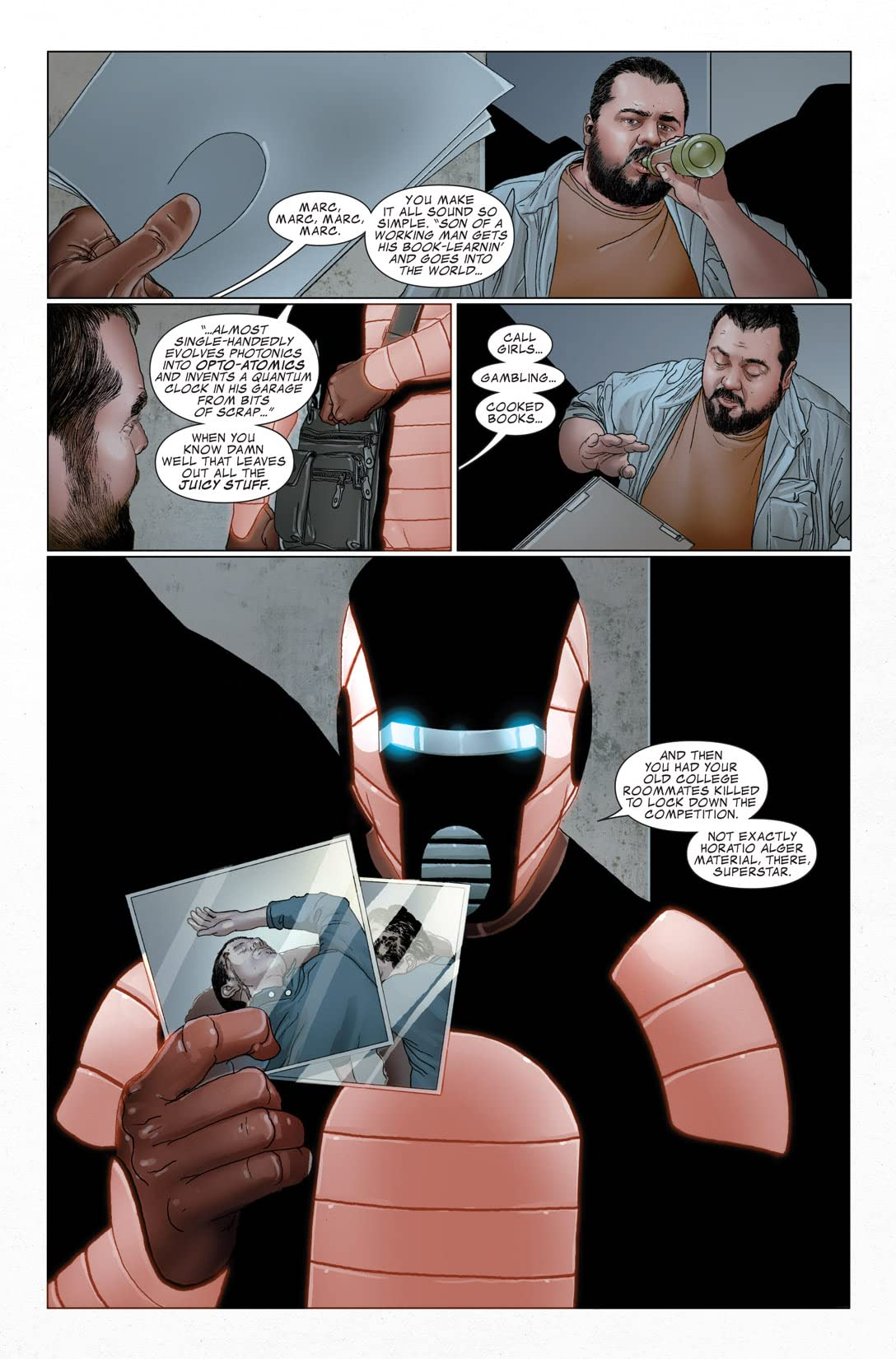 Invincible Iron Man (2008-2012) #26