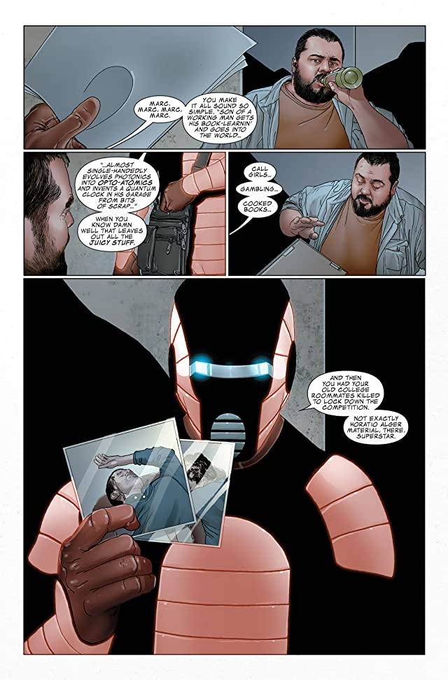 click for super-sized previews of Invincible Iron Man (2008-2012) #26