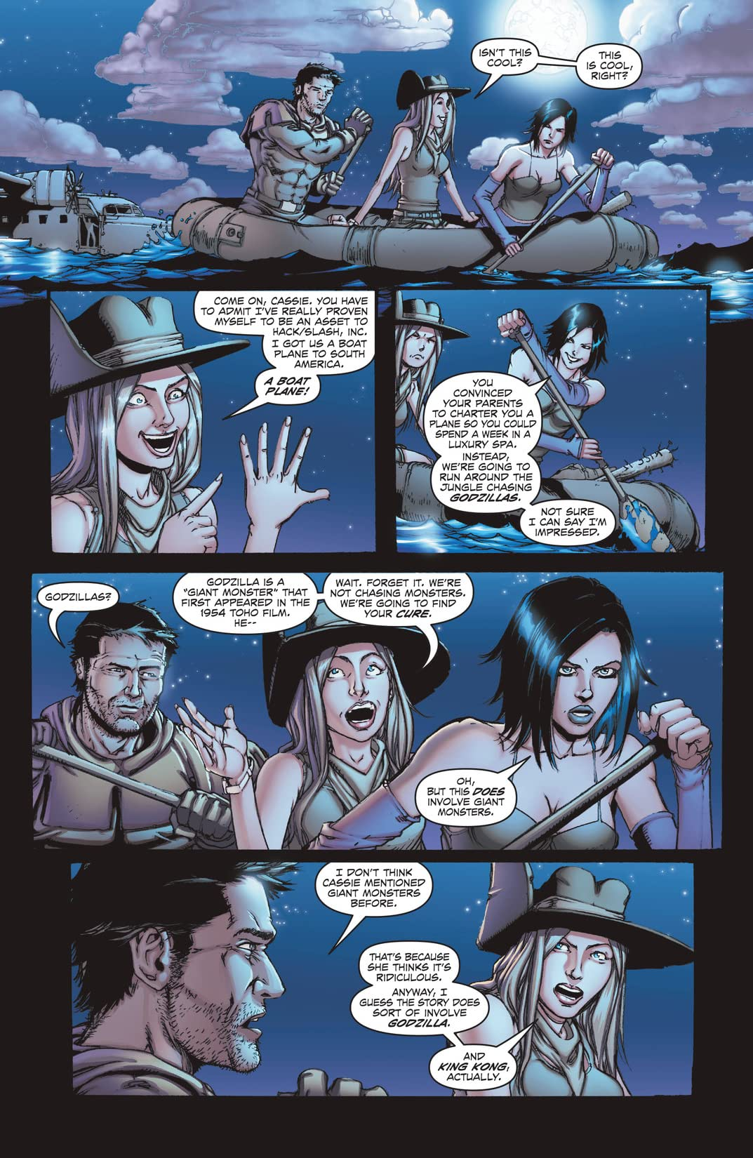 Hack/Slash #12
