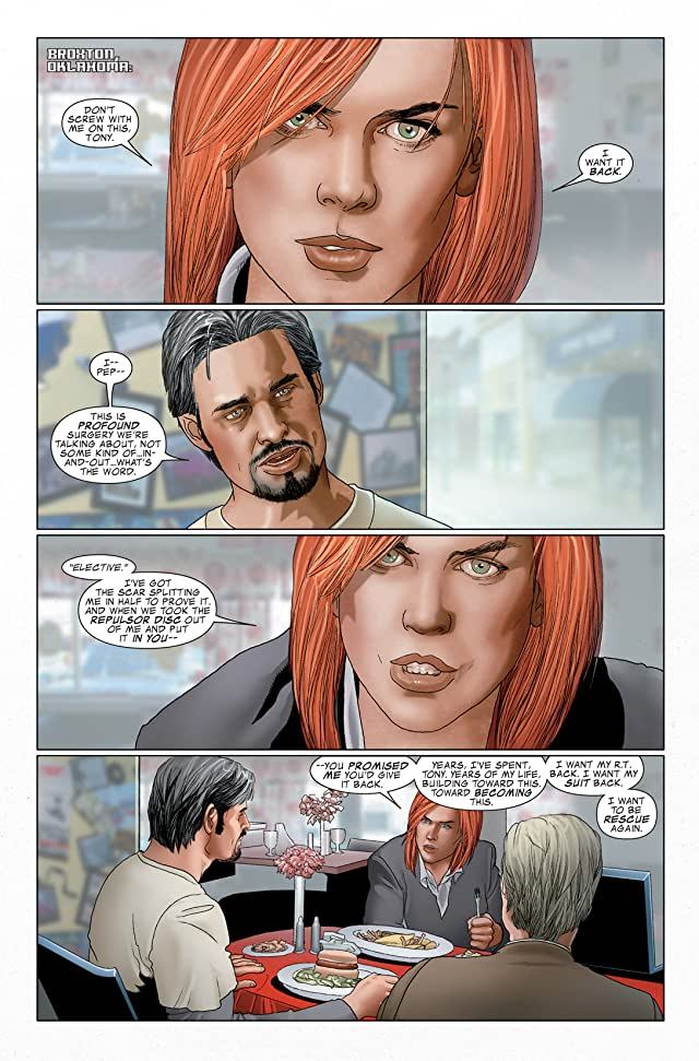 click for super-sized previews of Invincible Iron Man (2008-2012) #27