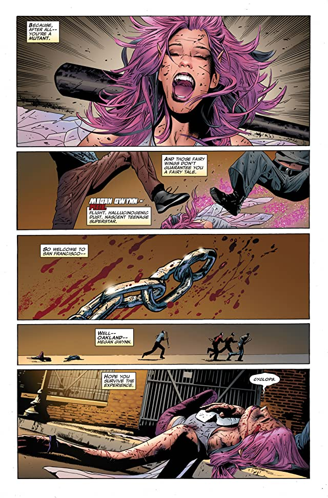 click for super-sized previews of Uncanny X-Men (1963-2011) #501