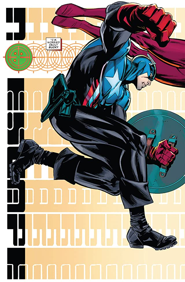 click for super-sized previews of Captain America (2004-2011) #606