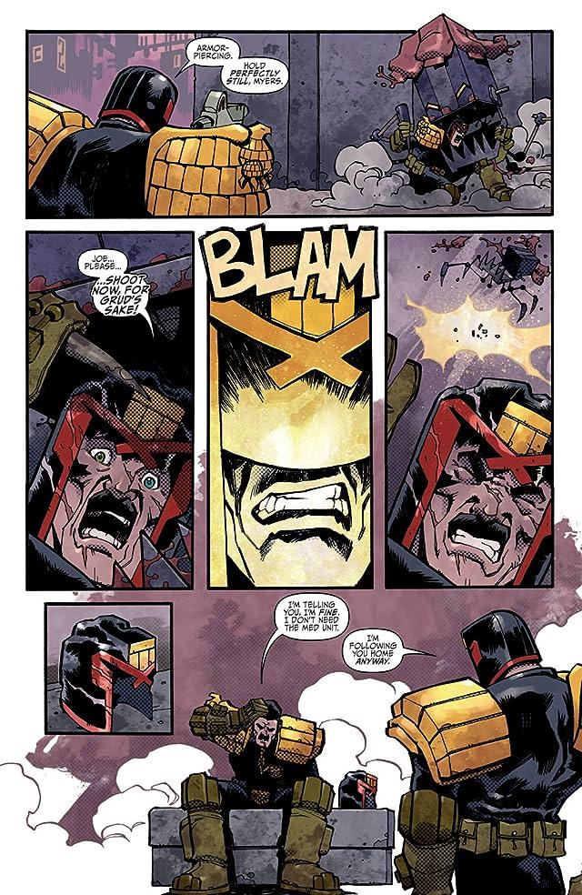 Judge Dredd #2