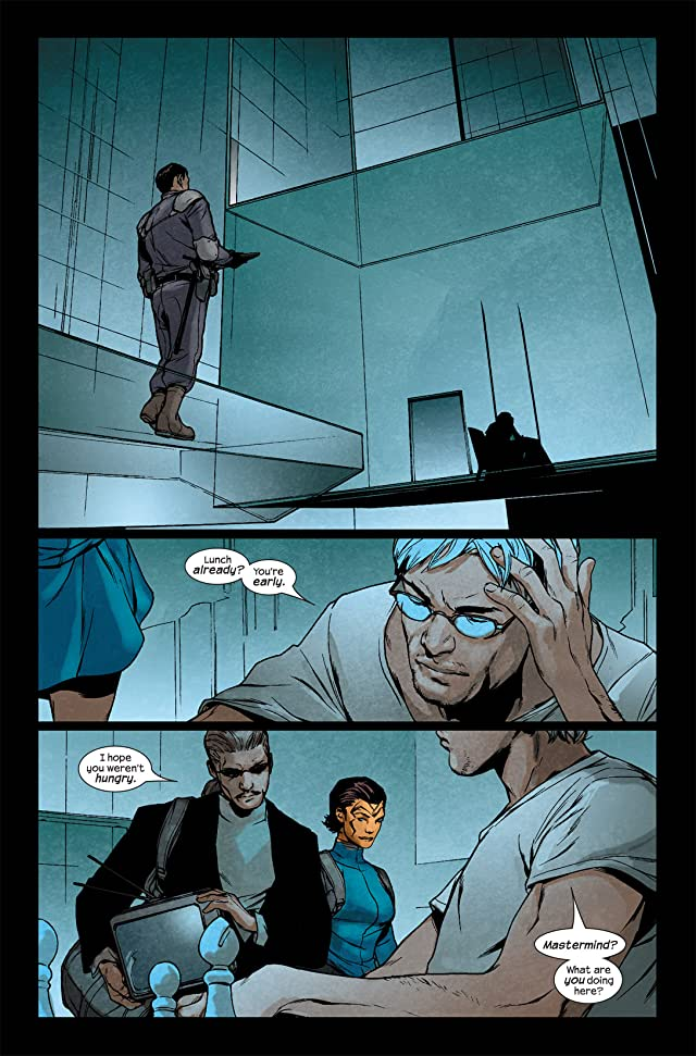click for super-sized previews of Ultimate X-Men #81
