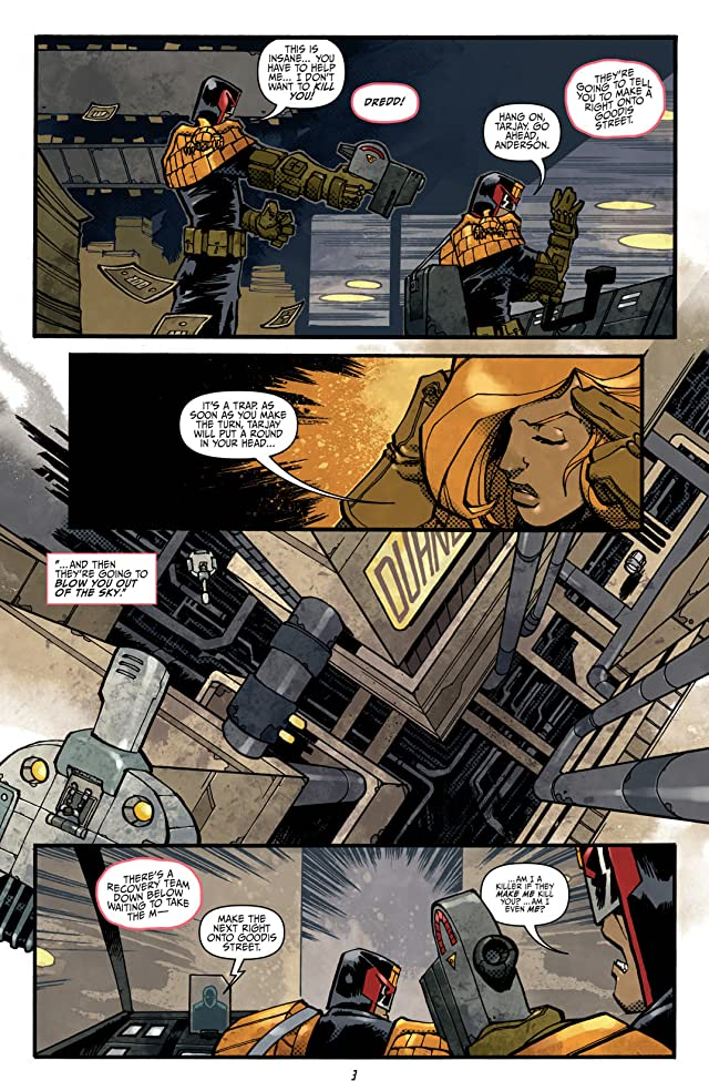 click for super-sized previews of Judge Dredd #4