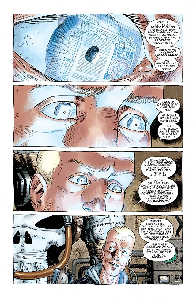 click for super-sized previews of Punisher (2009-2010) #14