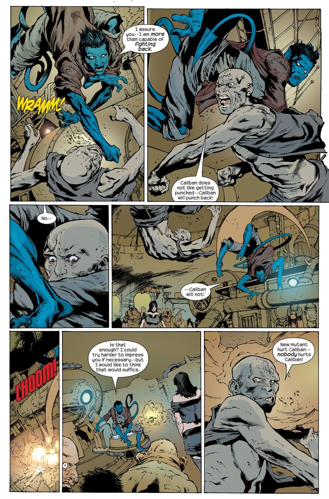 Ultimate X-Men #82