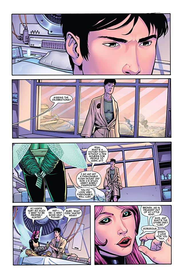 click for super-sized previews of Generation Hope #12