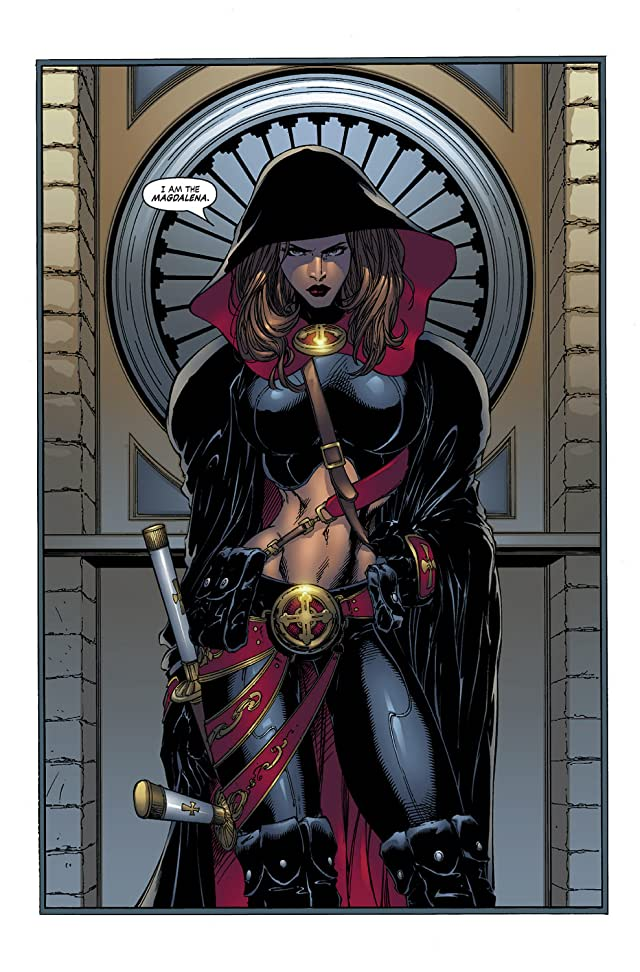 click for super-sized previews of The Magdalena Vol. 1 #1