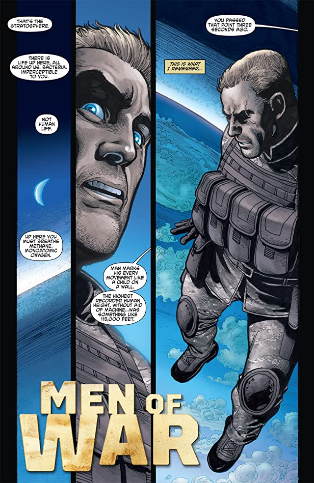 click for super-sized previews of Men of War (2011-2012) #2