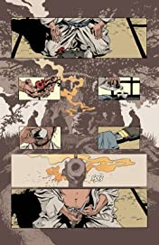 Cimarronin: A Samurai in New Spain #1 (of 3)