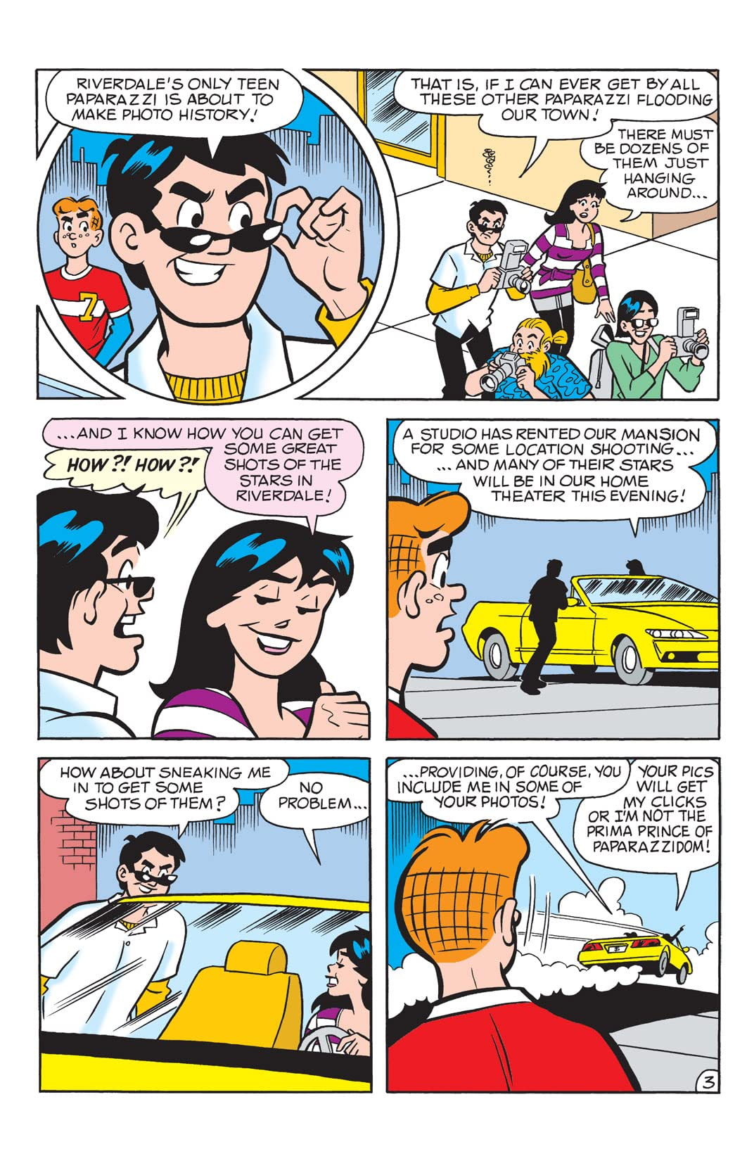 Archie & Friends #116