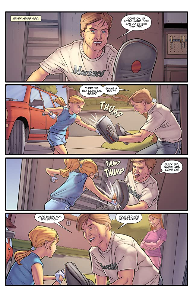 click for super-sized previews of Morning Glories #13