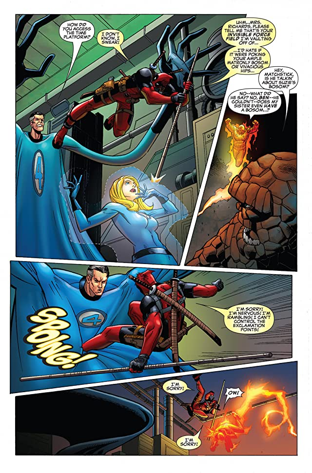 click for super-sized previews of Cable & Deadpool #46