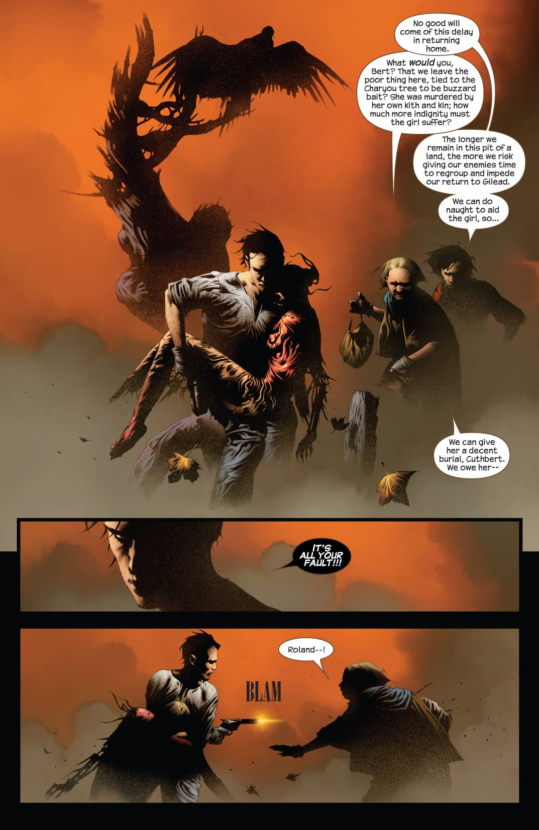 Dark Tower: The Long Road Home #1 (of 5)