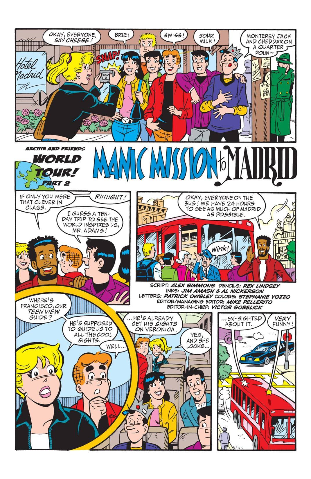 Archie & Friends #118