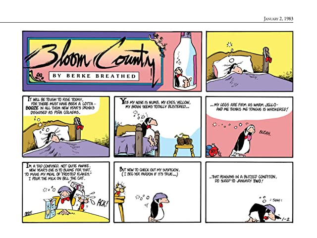 click for super-sized previews of Bloom County Digital Library Vol. 3