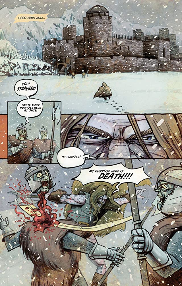 click for super-sized previews of Nightmare World Vol. 3: Demon Days