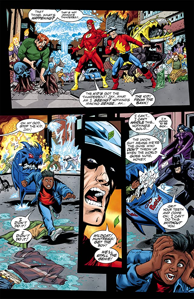 click for super-sized previews of JLA (1997-2006) #29