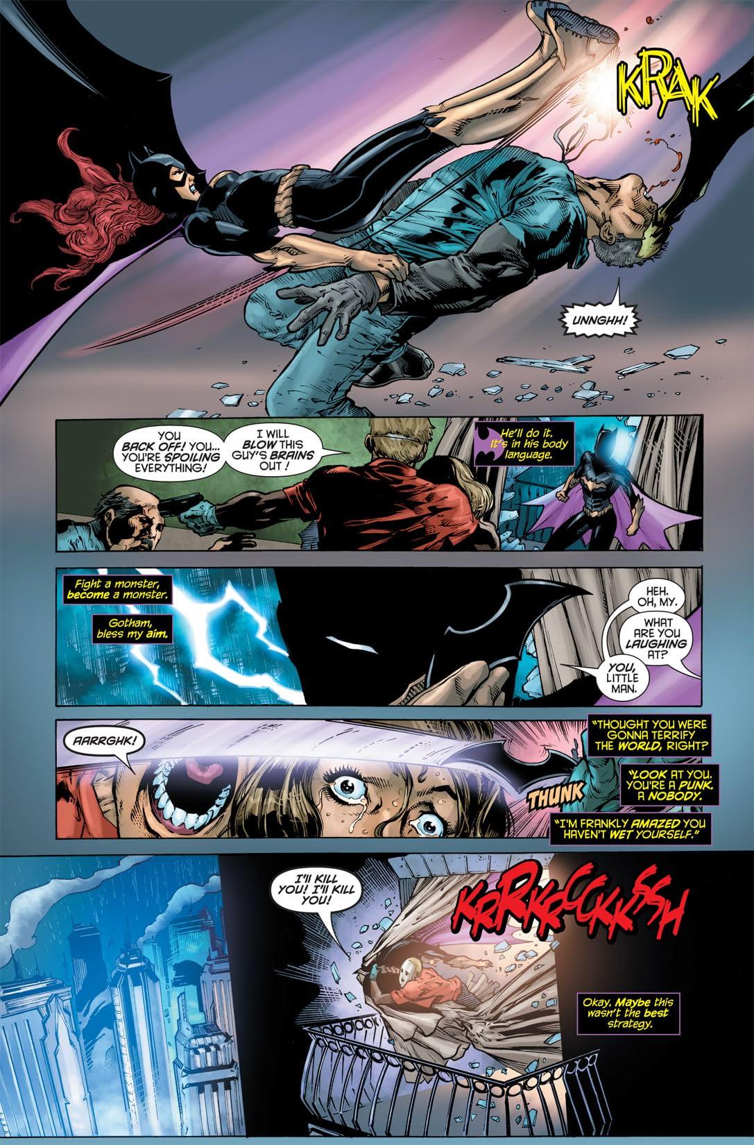 Batgirl (2011-2016) #1
