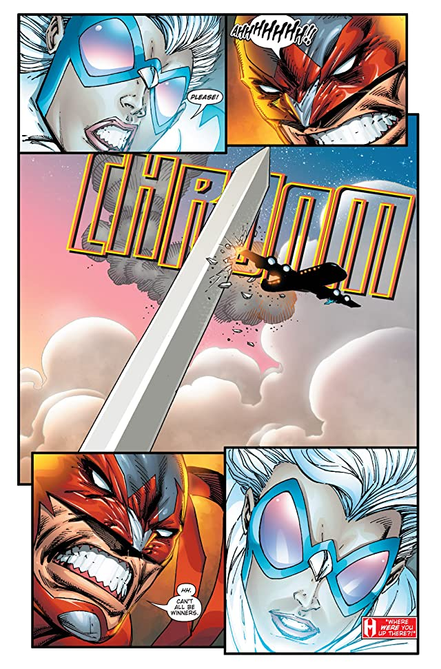 click for super-sized previews of Hawk and Dove (2011-2012) #1