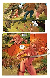 Jungle Girl: Season One #2 (of 0)