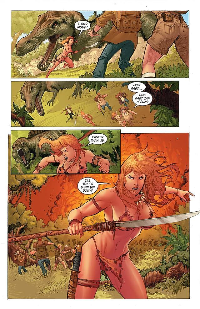 Jungle Girl: Season One #2 (of 0)