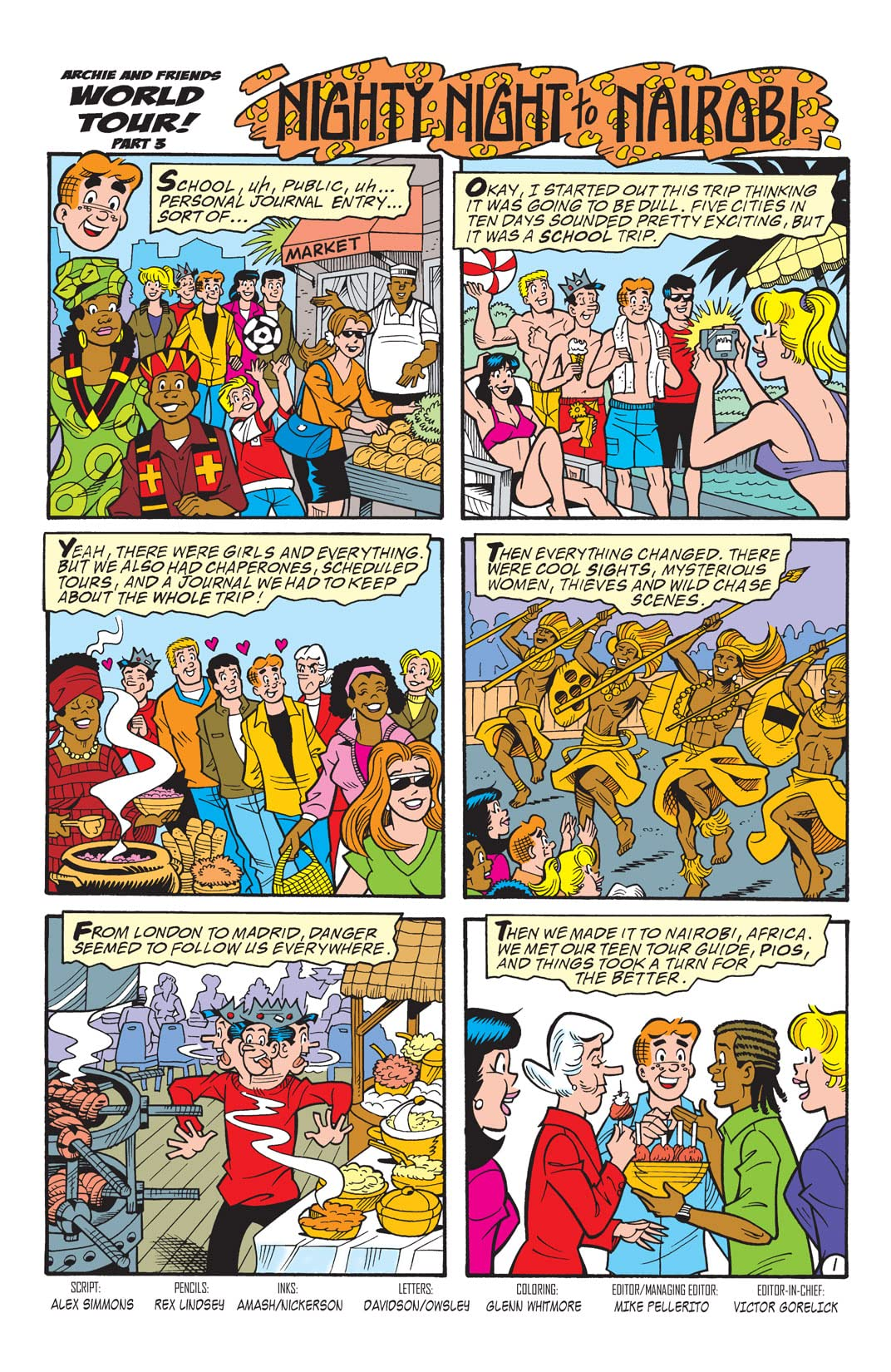 Archie & Friends #119