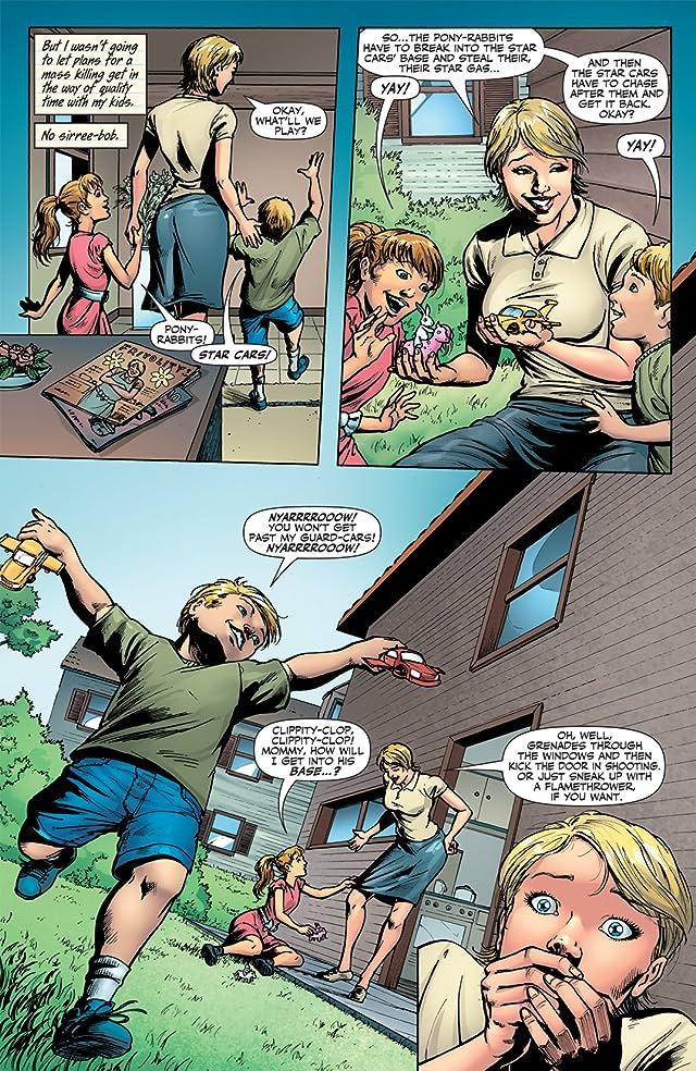 Garth Ennis' Jennifer Blood #5