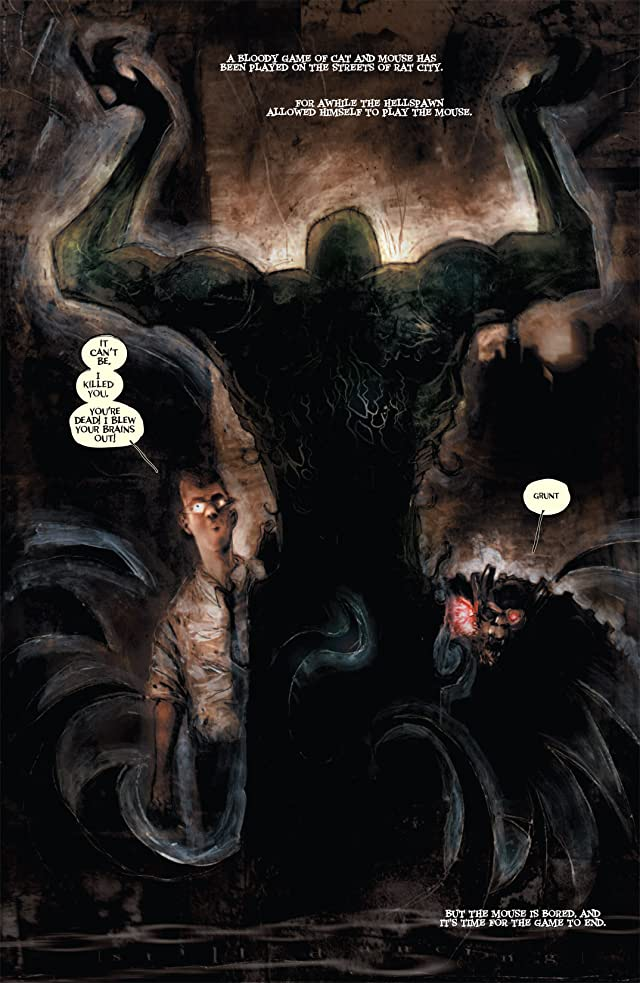 click for super-sized previews of Hellspawn #11