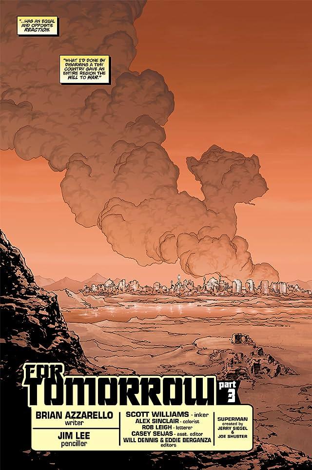 Superman (1987-2006) #206