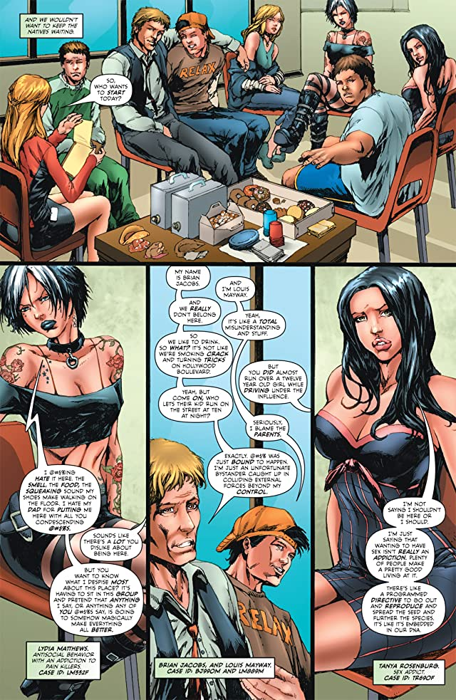 click for super-sized previews of Grimm Fairy Tales: Myths & Legends #1