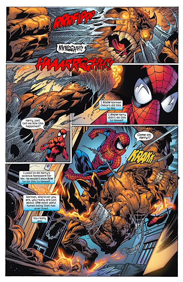 Ultimate Spider-Man (2000-2009) #76