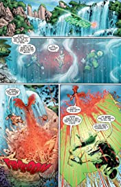 Green Lantern: Emerald Warriors #3